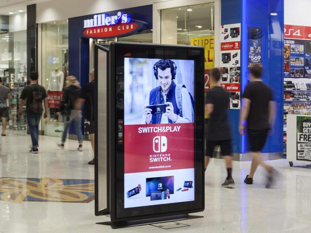 digital-display solutions in qatar